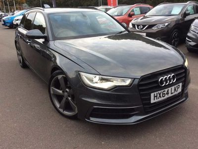 used Audi A6 2.0 TDI Ultra Black Edition 5dr S Tronic