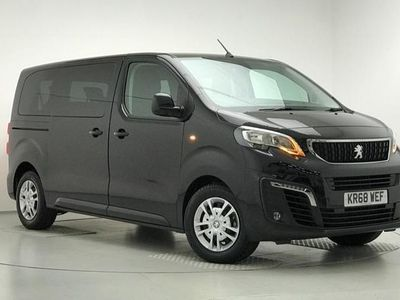used Peugeot Traveller 1.5 BlueHDi Business Standard MPV s/s 5dr 8 Seat