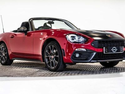 used Abarth 124 Spider 1.4 MultiAir Spider Auto 2dr
