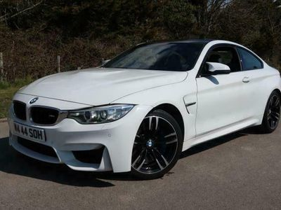 used BMW M4 M42dr DCT coupe