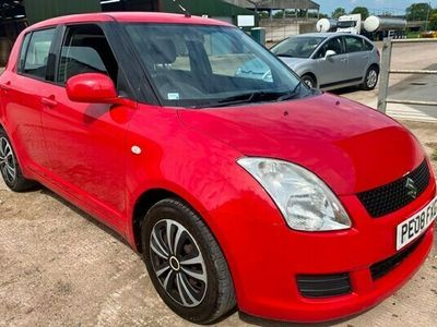 used Suzuki Swift 1.3 GL 5dr Moted till 8/4/22. Part exchanges welcome