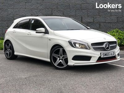 used Mercedes A250 A CLASS HATCHBACK4Matic Engineered by AMG 5dr Auto