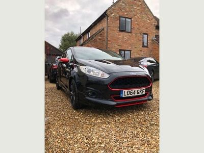 used Ford Fiesta 1.0 EcoBoost Zetec S Black Edition (s/s) 3dr