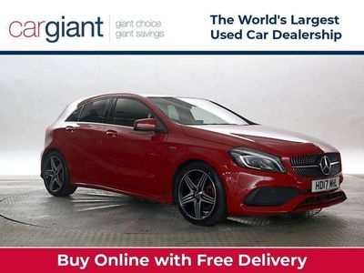used Mercedes A250 2.0 AMG Premium DCT 5dr