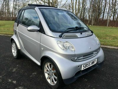 used Smart ForTwo Cabrio 0.7 City Passion 2dr