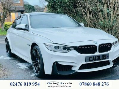 used BMW M3 3.04d 426 BHP STUNNING EXAMPLE WITH FULL SERVICE HISTORY