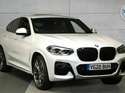 used BMW X4 X4 SeriesM40d 3.0 5dr