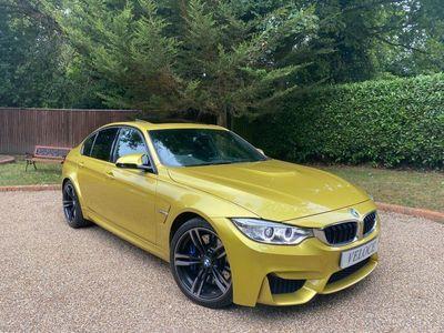 used BMW M3 3.0 BiTurbo (s/s) 4dr