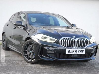 used BMW 118 1 Series I M Sport 5Dr