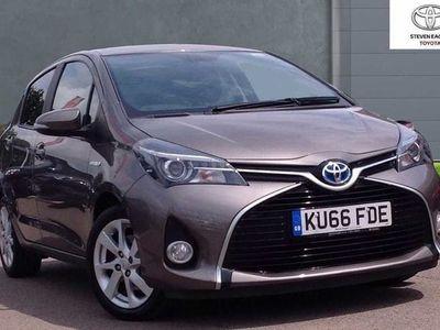 used Toyota Yaris 1.5 Hybrid Excel 5Dr Cvt