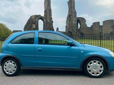 used Vauxhall Corsa Hatchback 1.4 16V Design 3d Auto