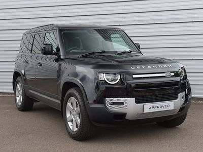 used Land Rover Defender S