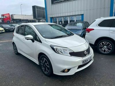 used Nissan Note 1.2 TEKNA STYLE DIG-S 5d 98 BHP NATIONAL DELIVERY AVAILABLE