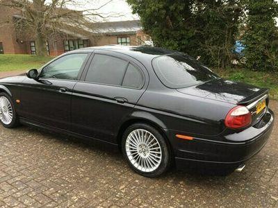 used Jaguar S-Type 2.7d V6 XS Auto 4-Door