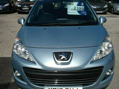 used Peugeot 207 1.4 Millesim 3dr 57,000 Miles With Service History