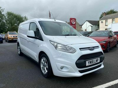 used Ford Transit Connect 1.5 TDCi 120ps Limited Van