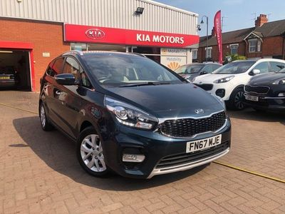 used Kia Carens 1.7 CRDi ISG [139] 2 5dr DCT