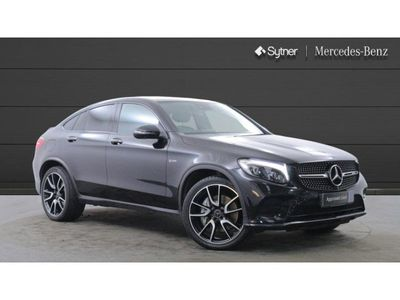 used Mercedes GLC43 AMG AMG4MATIC PREMIUM PLUS