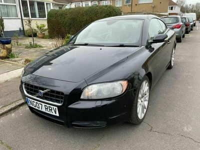 used Volvo C70 2.5 T5 SE Lux Geartronic 2dr