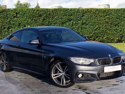 used BMW 420 4 SERIES 2016 Humberston d [190] M Sport 2dr Auto [Professional Media]