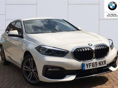 used BMW 118 1 Series I Sport 5Dr