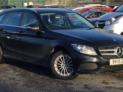 used Mercedes C220 C-ClassBluetec Se Executive 5Dr