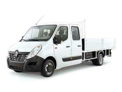 used Renault Master LL35 ENERGY dCi 145 Business L/Roof D/Cab Tipper