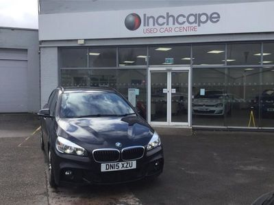 used BMW 216 2 SERIES 2015 Burton On Trent d M Sport 5dr