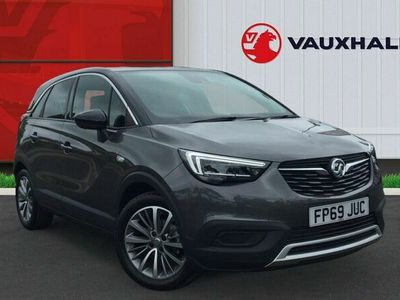 used Vauxhall Crossland X 1.2 Griffin SUV 5dr Petrol Manual (s/s) (83 Ps)