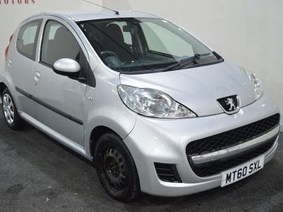 used Peugeot 107 1.0 Urban 5dr