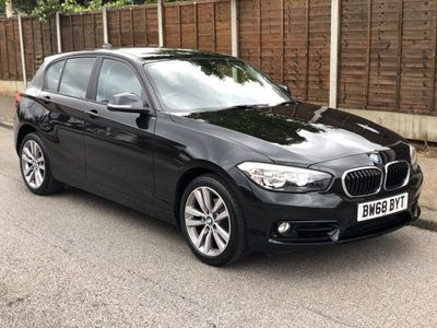 used BMW 118 1 Series 1.5 i GPF Sport Sports Hatch Auto (s/s) 5dr