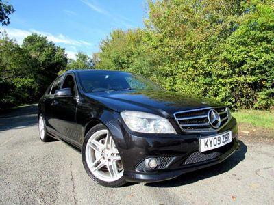 used Mercedes C320 C ClassCDI Sport 4dr Auto 3.0