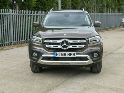 used Mercedes X250 X-CLASSD 4MATIC POWER