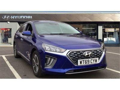 used Hyundai Ioniq 1.6 GDi Plug-in Hybrid Premium SE 5dr DCT Hatchback
