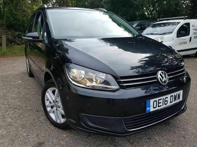 used VW Touran 1.6 TDI BlueMotion Tech SE (s/s) 5dr