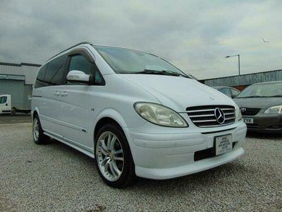 used Mercedes Viano 3500 CC AUTO FULL LEATHER 7 SEATS MPV 5-Door