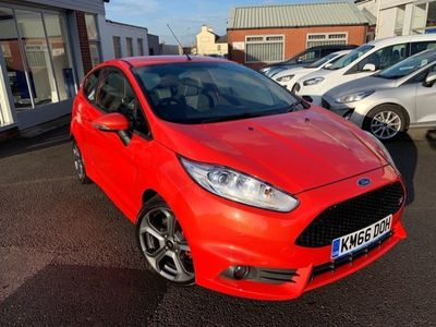 used Ford Fiesta 1.6 Ecoboost St 3Dr