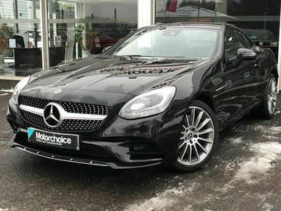 used Mercedes SLC180 SLC 1.6AMG Line G-Tronic (s/s) 2dr