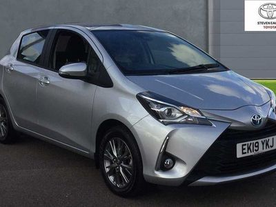 used Toyota Yaris 1.5 VVT-i Icon 5-Dr 5dr