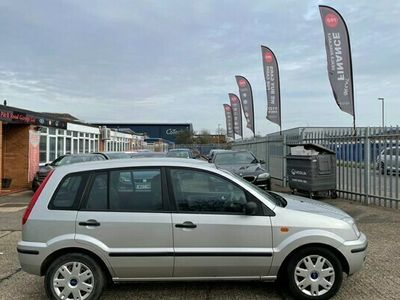 used Ford Fusion Estate 1.4 2 5d