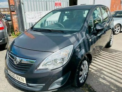 used Vauxhall Meriva 1.7 CDTi 16V Exclusiv 5dr Auto