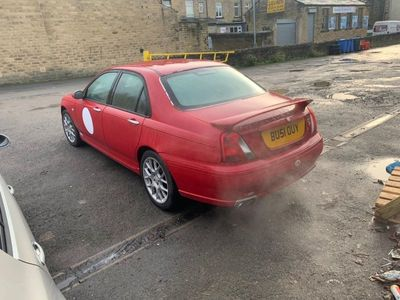 used MG ZT 2.5 160 + 4dr
