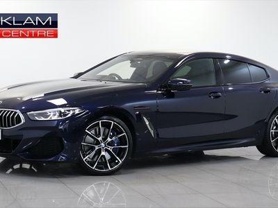 used BMW 840 8 Series 2020 20 i 3.0 Gran Coupe Auto 4-Door