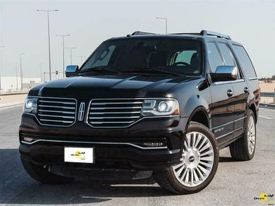 used Lincoln Navigator -