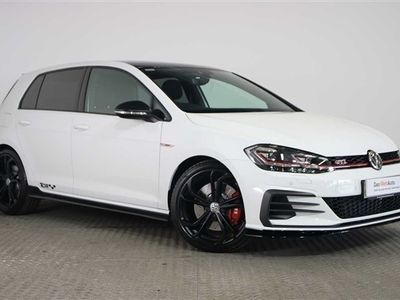 used VW Golf Hatchback 2.0 TSI GTI TCR DSG (s/s) 5dr
