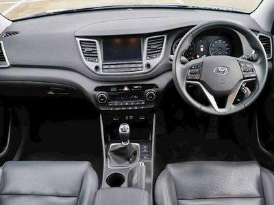 used Hyundai Tucson 1.6 TGDi Sport Edition 5dr 2WD 4x4 2018