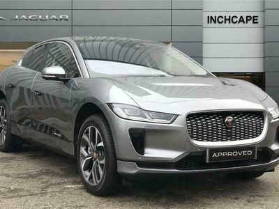 used Jaguar I-Pace ESTATE 294kW EV400 HSE 90kWh 5dr Auto [11kW Charger]