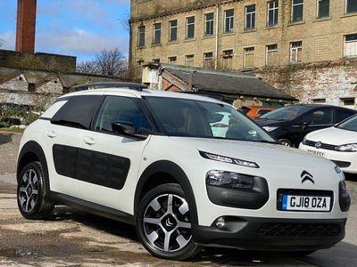 used Citroën C4 Cactus 1.2 PureTech Flair Hatchback 5dr Petrol (EU6) (82 ps)