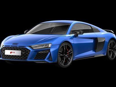 used Audi R8 Coupé 5.2 Fsi V10 Quattro Perform Carbon Bk 2Dr S Tronic