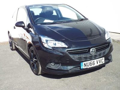 used Vauxhall Corsa 1.4 [75] ecoFLEX Limited Edition 3dr Hatchback Manual